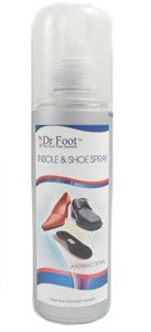 Dr Foot Antibacterial Insole and Shoe Spray 100ml