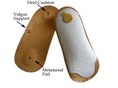 Foot Support (pair)