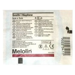 Melolin 5cm x 10 Dressings