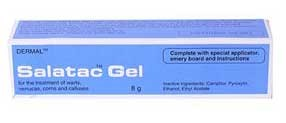 Salatac Gel 8gm
